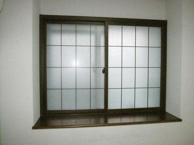 戸建て窓枠リフォーム