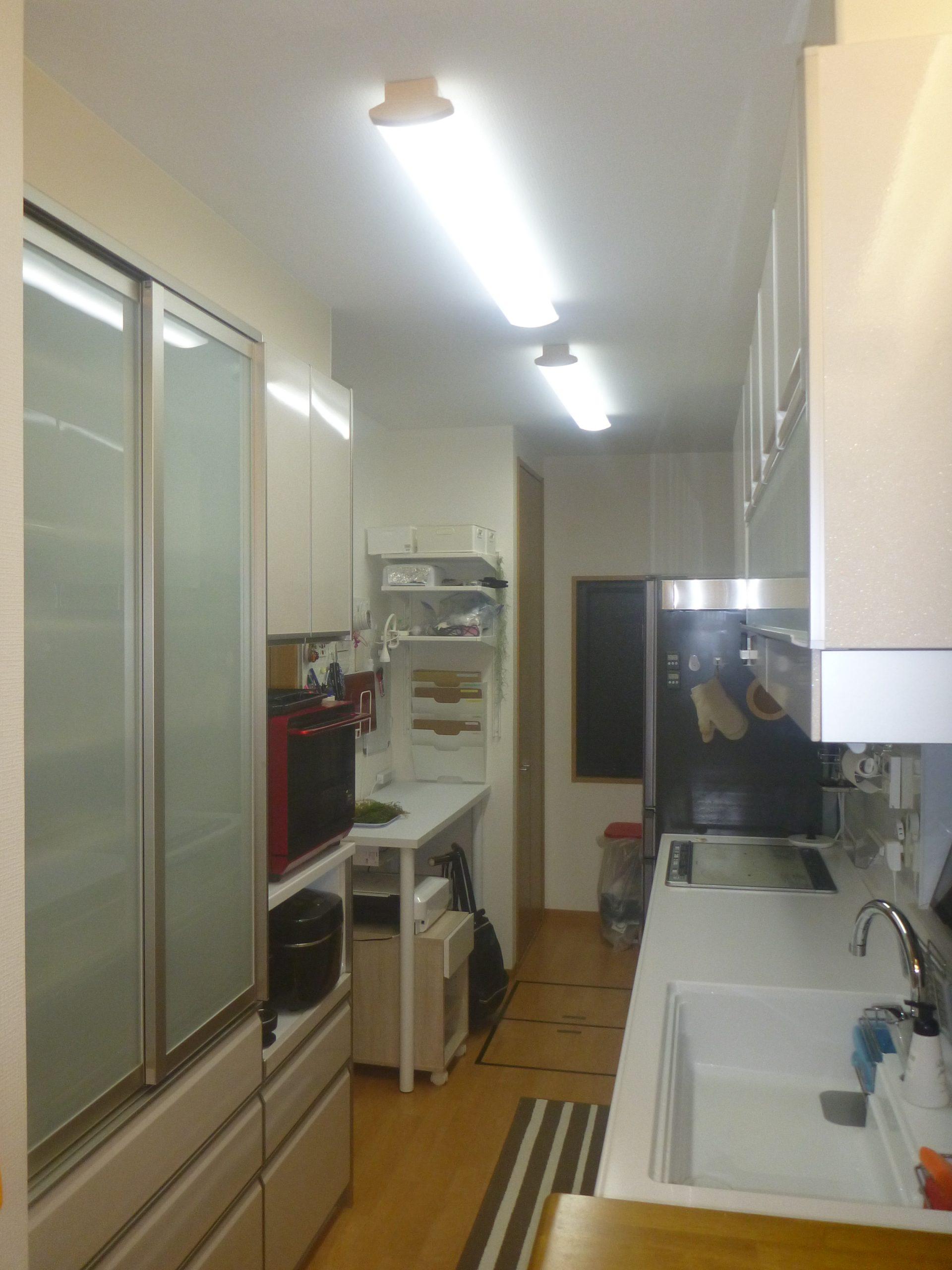 戸建てキッチンリフォーム